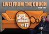 Live! From The Couch w/ Chiv – September 29th, 2017