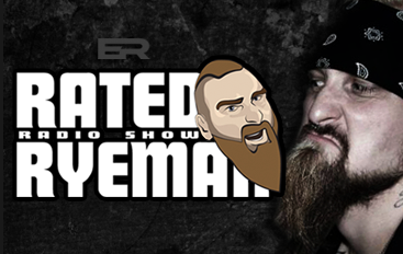 Rated RyeMan Show – September 18th, 2016
