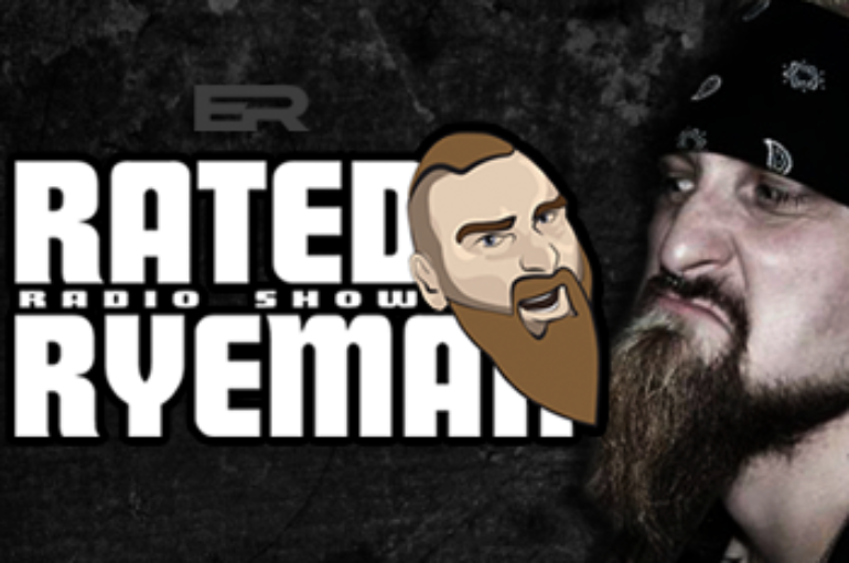 The Rated RyeMan Show – S07EP03 – January 15th, 2017