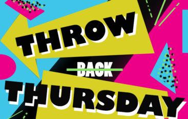 Throwback Thursday – August 11th, 2016