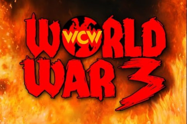BCN Wrestling – S04W25 – WCW World War 3