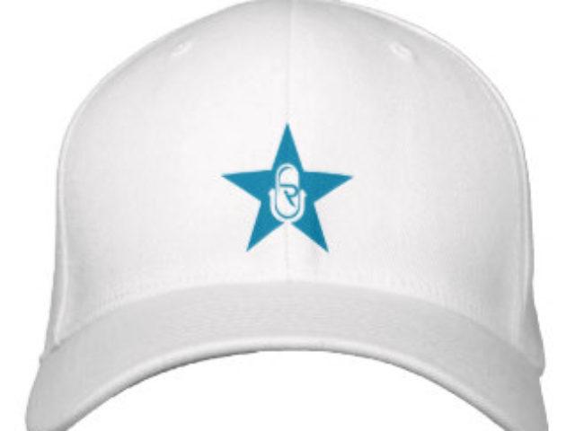 Rated RyeMan Show – Season 8 – FlexFit Hat (LG)(WHT BLU) – Energy Rock Radio a9e752cd03c2