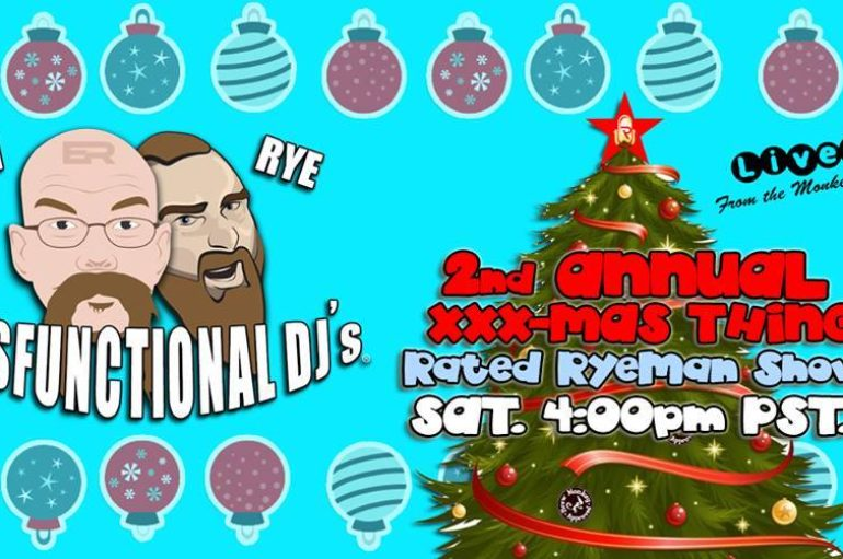 Rated RyeMan Show – S08EP15 – December 16th, 2017