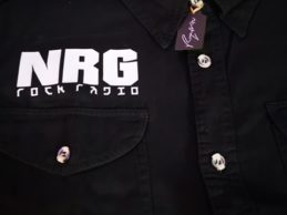 "The ""NRG Rocker Original"" Cut-Off Work Shirt"