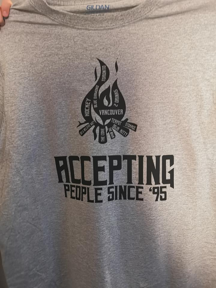 Total Acceptance Tee (Vinyl)