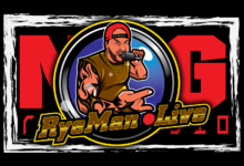 RyeMan Live! – 2 For Tuesday – December 10th, 2019