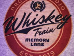 Whiskey Train Tee