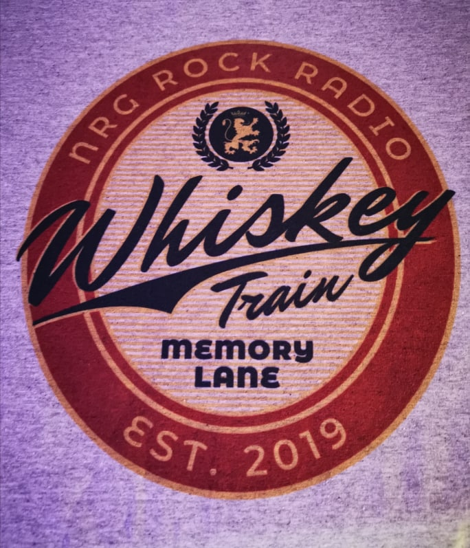 Whiskey Train Memory Lane Tee