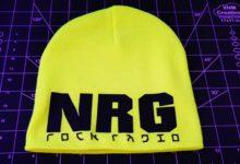 The NRG Logo Classic Beanie