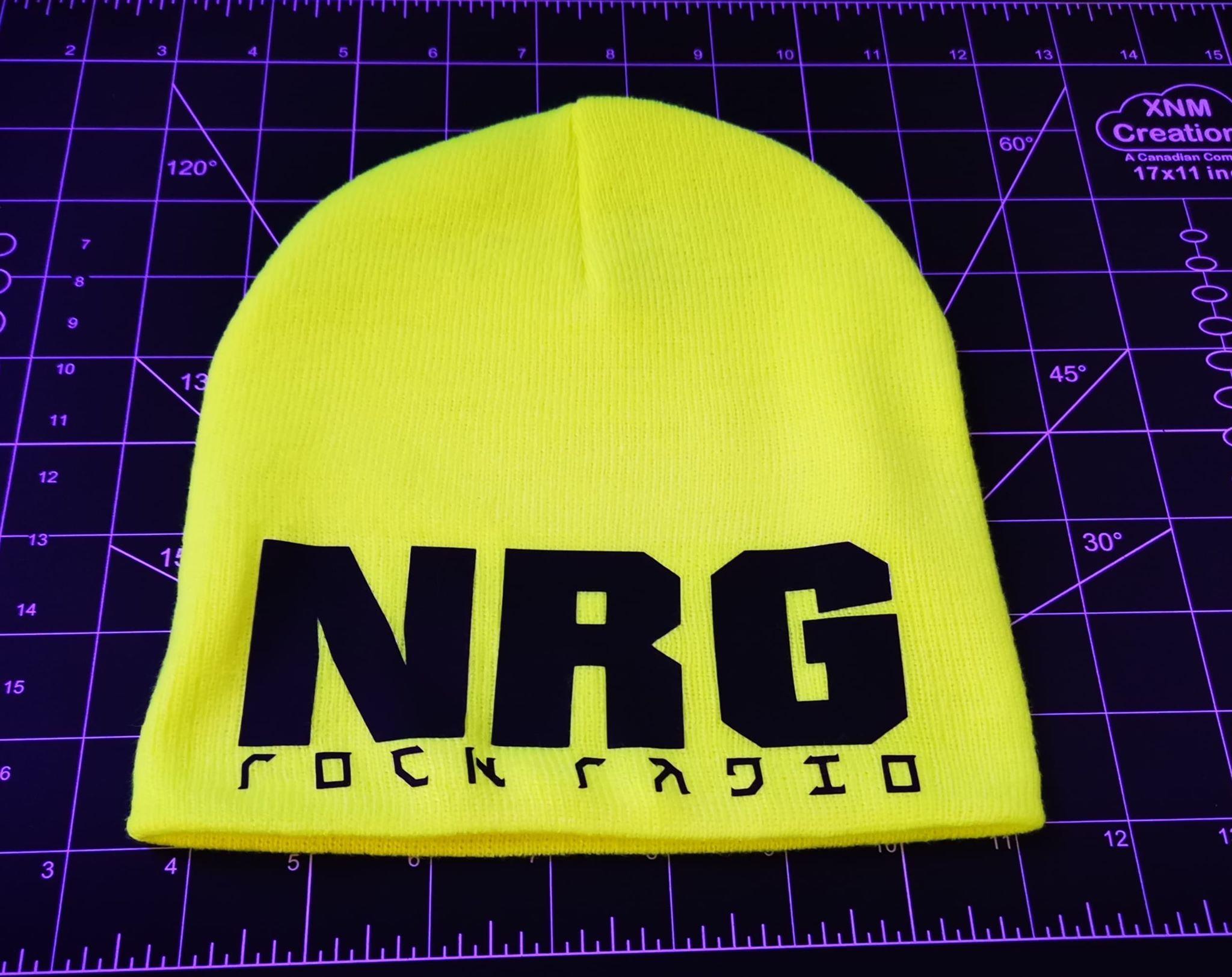 NRG Logo Classic Beanie